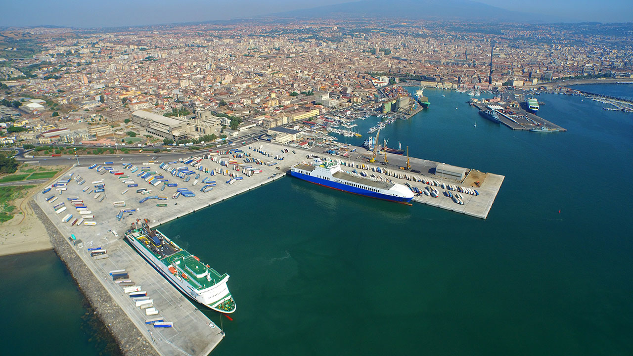 Port of Catania